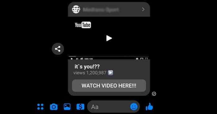 Is That you in this video - Facebook