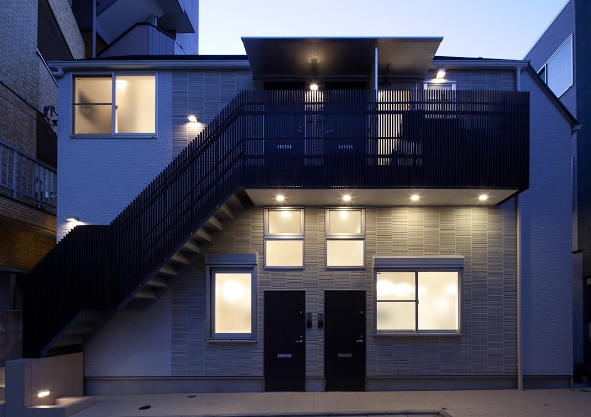 I-AREAシリーズ・施工例13(共同住宅)