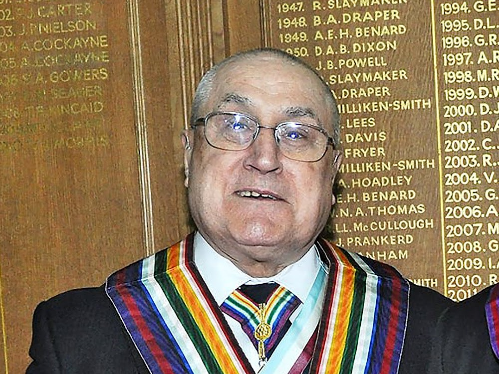 W.Bro. Brian Owen Passed To The Grand Lodge Above