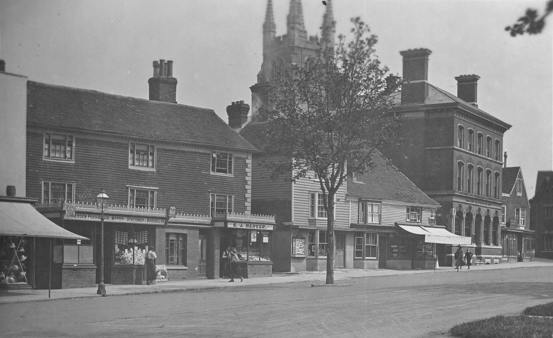 64 Hhigh Street, Tenterden Archive