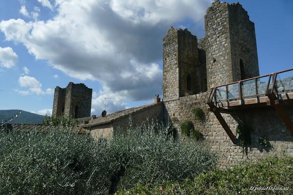 patrz: Monteriggioni iSan Gimignano