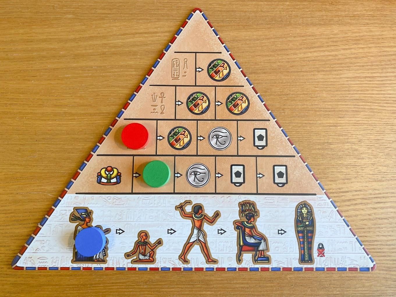 ファラオン:時のピラミッドボード