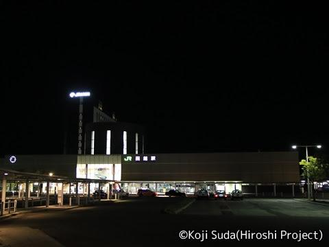 函館バス「高速はこだて号」 JR函館駅