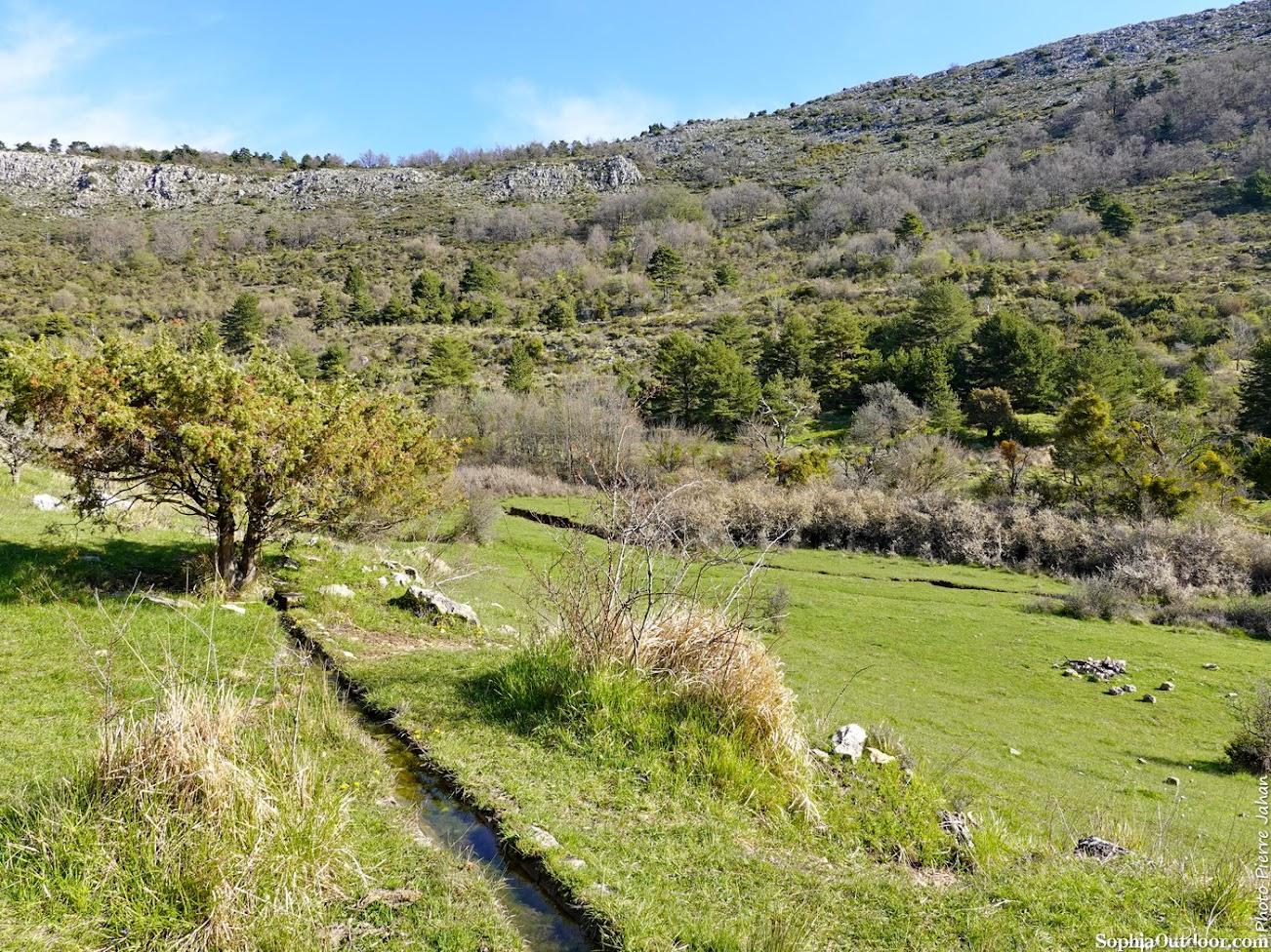 Vallée de Feissolade
