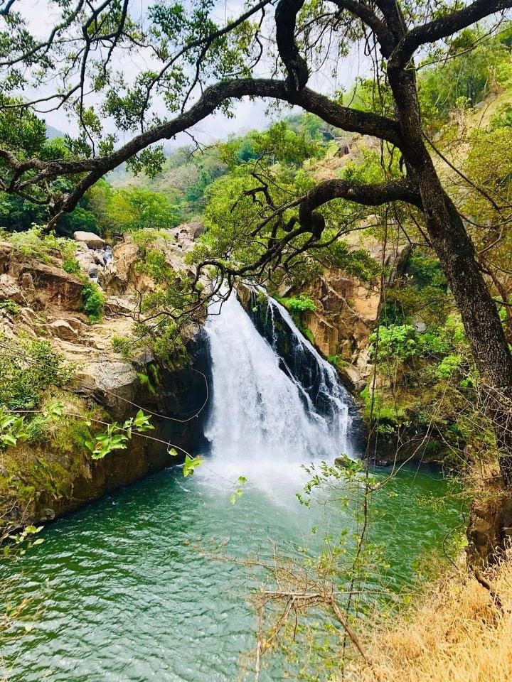Duwili Ella Waterfall Balangoda