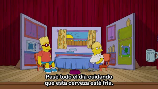 Los Simpsons 31×06 – Marge the Lumberjill
