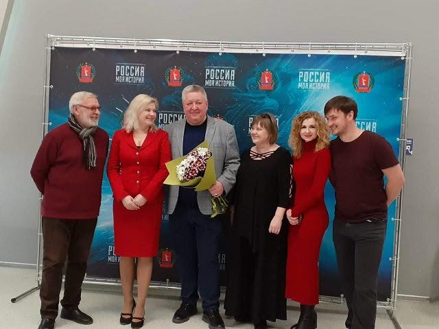11 декабря во ВГИИКе состоится презентация фильма о Народной артистке РФ, актрисе Волгоградского государственного Нового экспериментального театра Алле Забелиной