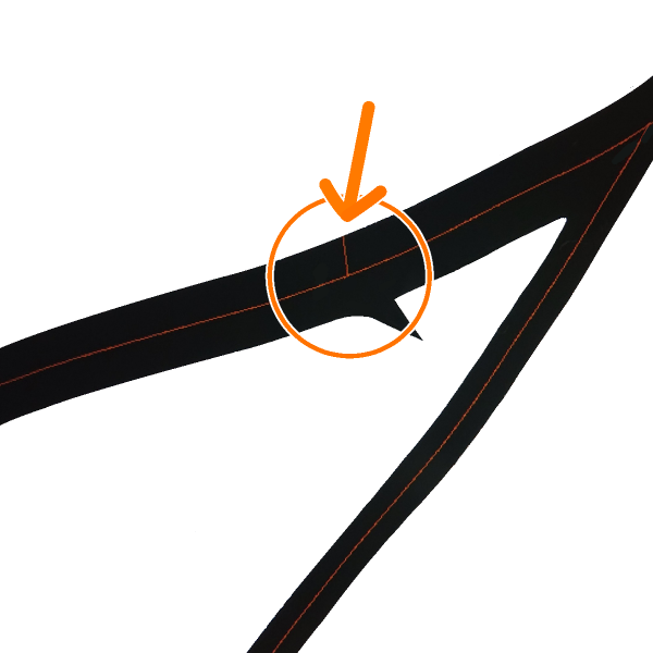 クリスタ:ベクター中心線