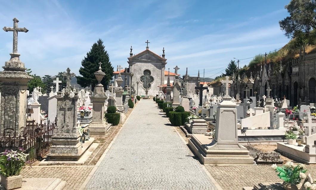 Cemitérios de Lamego abertos, mas com regras para cumprir