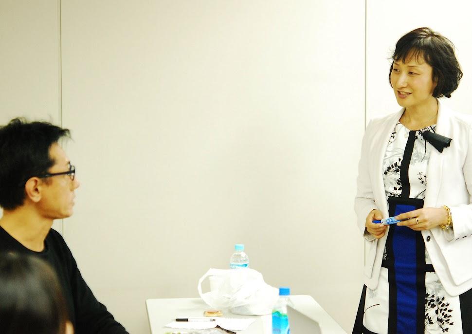 20151017佐藤 灯さんセミナー参加