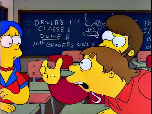 Los Simpsons 13x17 Homenaje a Homero