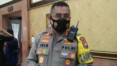 5 Oknum Polisi dan 3 Warga Sipil Ditangkap Sedang Pesta Sabu di Hotel Surabaya