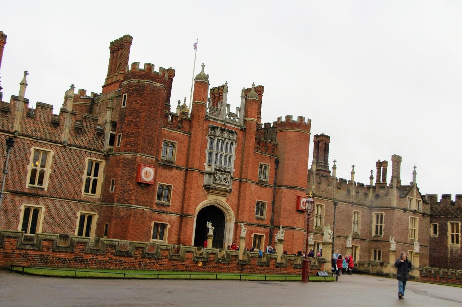 Palácio de Hampton Court