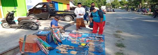 Pasar Dusun Sepreh Desa Legundi Ngawi