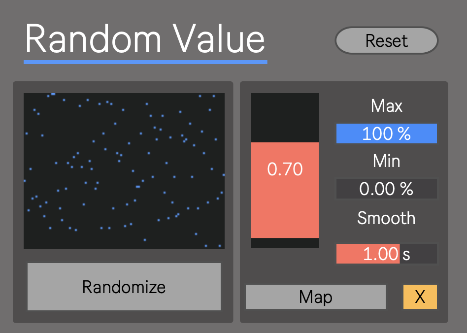 AbletonRandomVallue