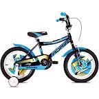 """Bicikl 16"""" ROCKER BLUE/YELOW DJEČJI"""