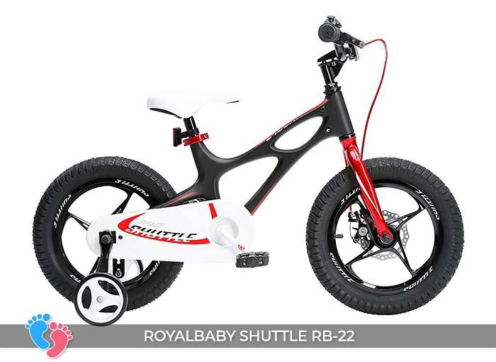 Xe đạp trẻ em Royal Baby Shuttle RB-B22 21