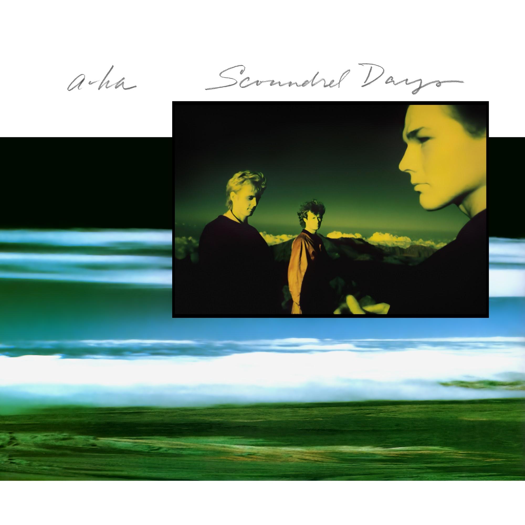 Album Artist: A-ha / Album Title: Scoundrel Days [CD Album Art]