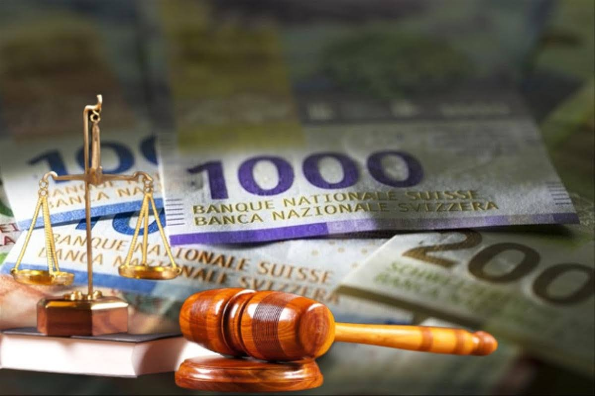 Saisie de salaire pour dettes en Suisse