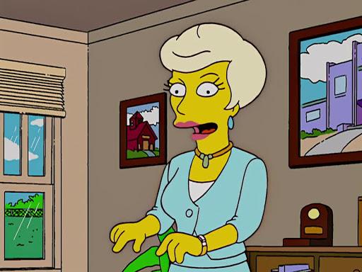 Los Simpsons 16x17 El Niño Del Corazón Roto