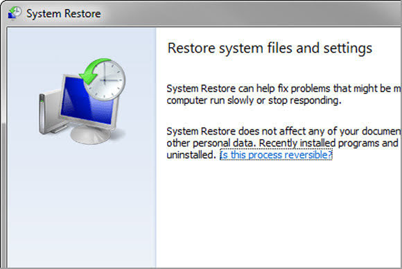 How to Enable System Protection; Create System Restore Point, and Undo System Changes on Windows