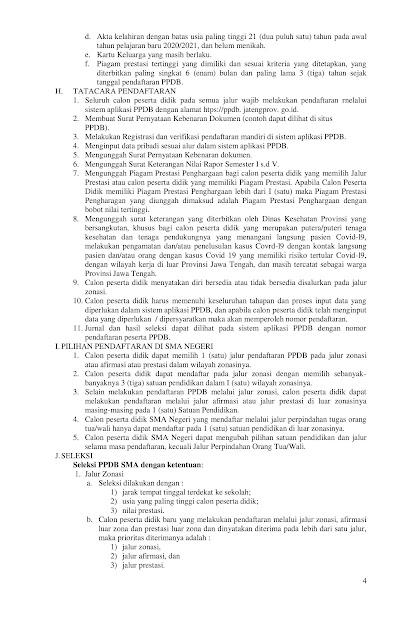 PPDB 2020 Reguler