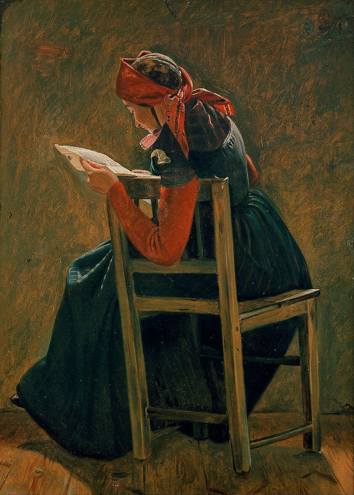 Christen_Dalsgaard_-_A_young_girl_frem_Salling_reading.jpg