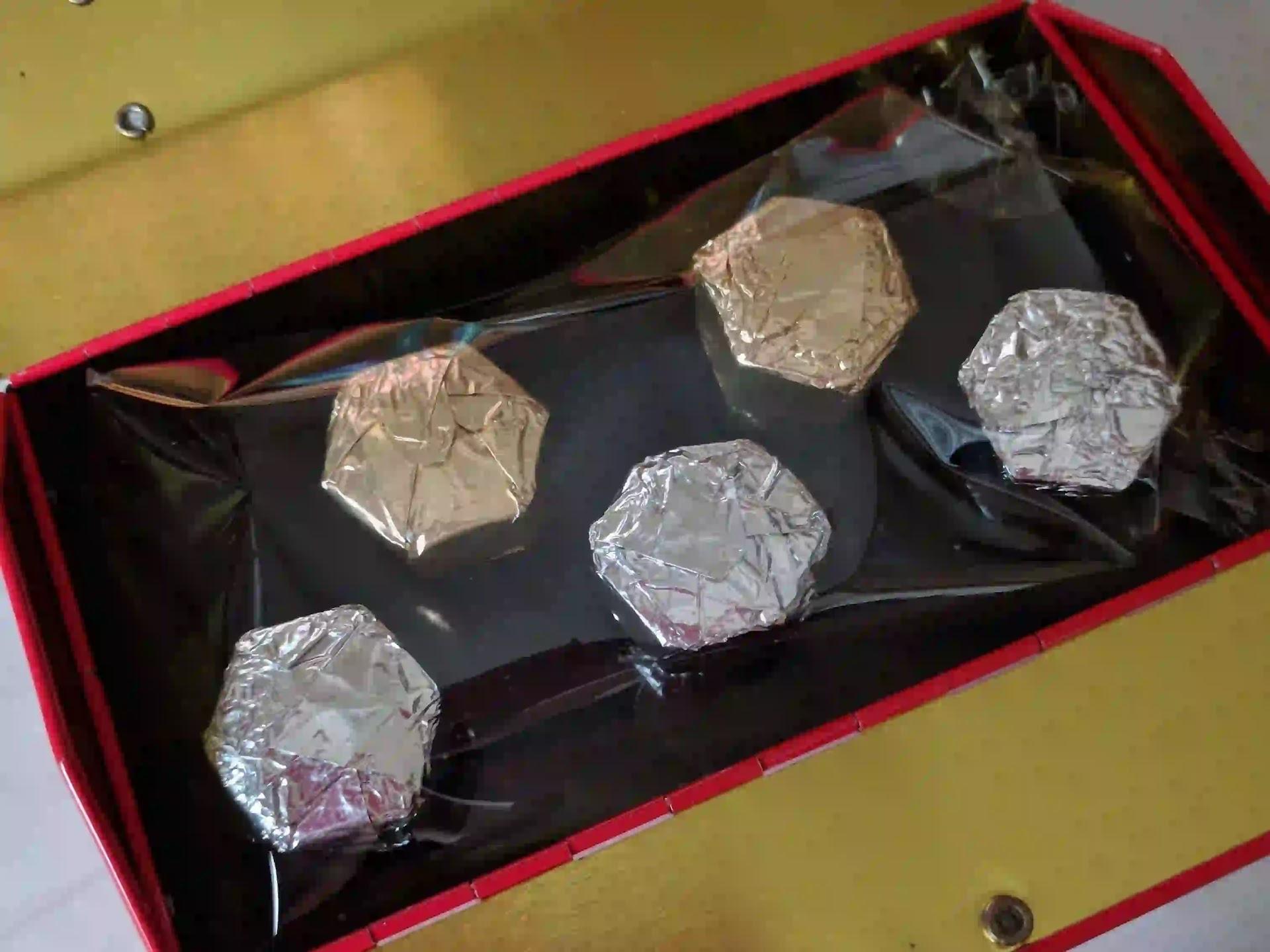 カルディ ツールボックスチョコレート