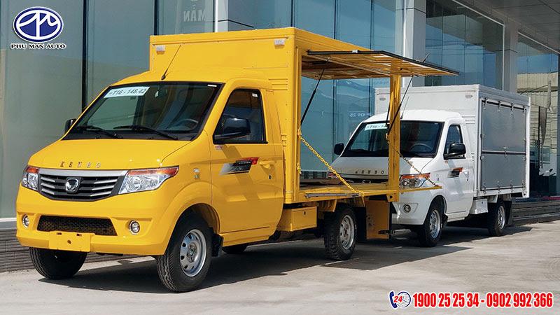 xe thung canh doi kenbo