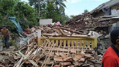 Malang Ditetapkan Tanggap Darurat Bencana Gempa