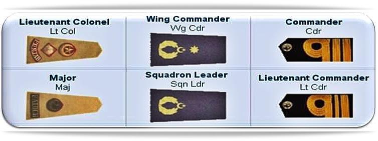 Mianwalian Lieutenant Colonel