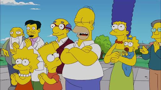 Los Simpsons 20x10 Cambia mi vida por favor
