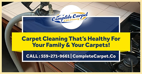 Best Carpet Cleaning Company In Fresno CA