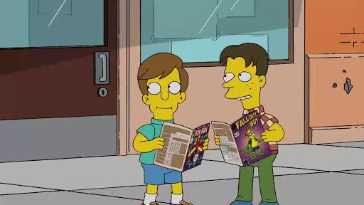 Los Simpsons 21x01 Homero el Grande