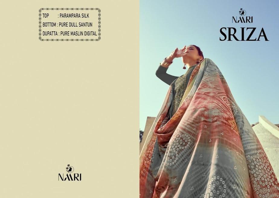 Naari Sriza Pant Style Suits Catalog Lowest Price