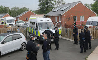 Leighton Arches update: Five more charged
