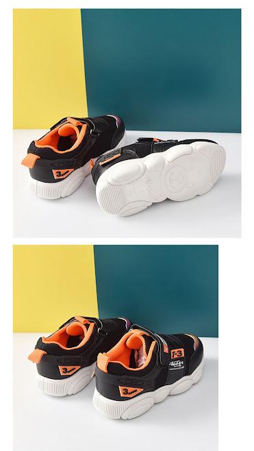 Giày Thể Thao Trẻ Em Mới Nhất Chống Trơn Trượt, Thoáng Khí Size 27-31 - 7
