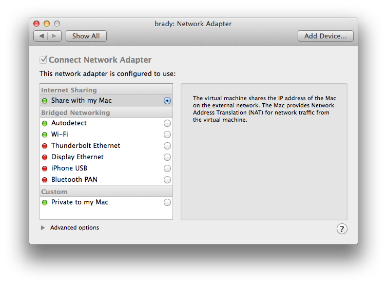 [Solved] How to Configure Additional NAT in VMware Fusion