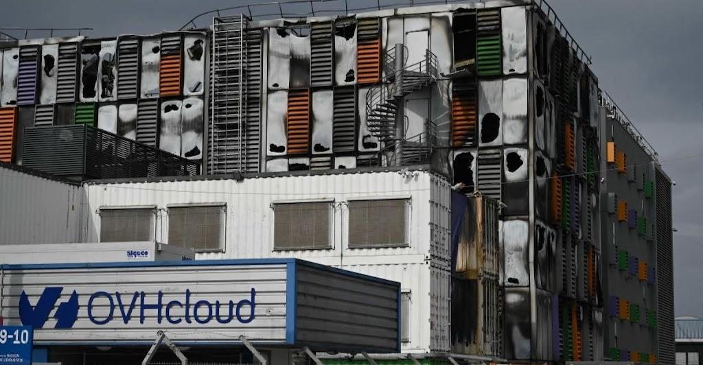 Server HPD Jastrebarsko izgorio u požaru