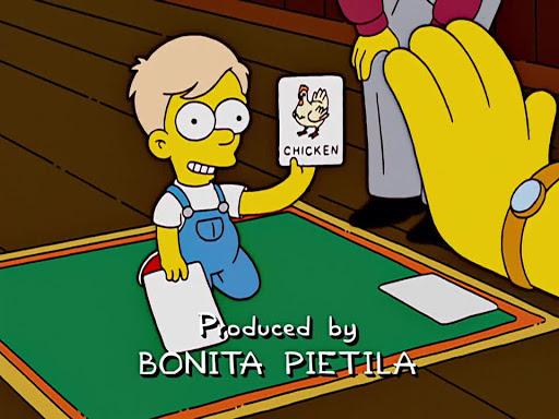 Los Simpsons 15x13 Lista y más lista