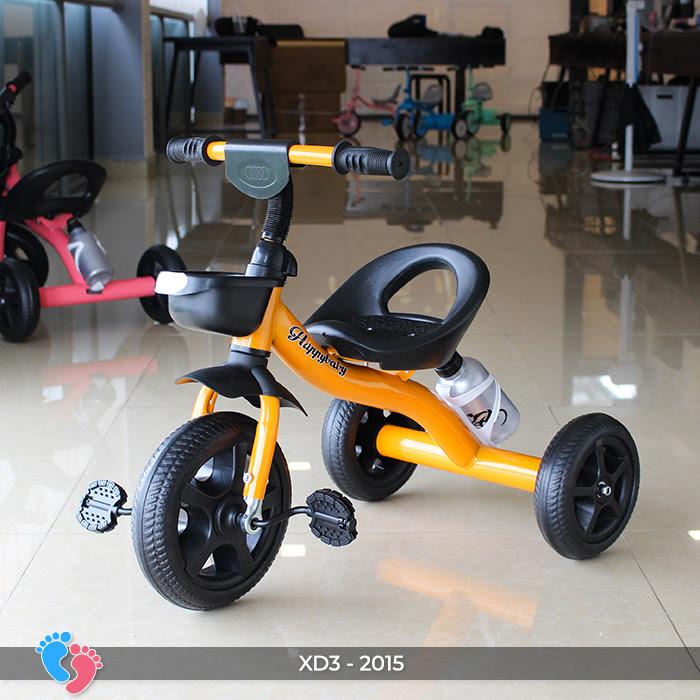 Xe đạp trẻ em 3 bánh XD3-2015 2