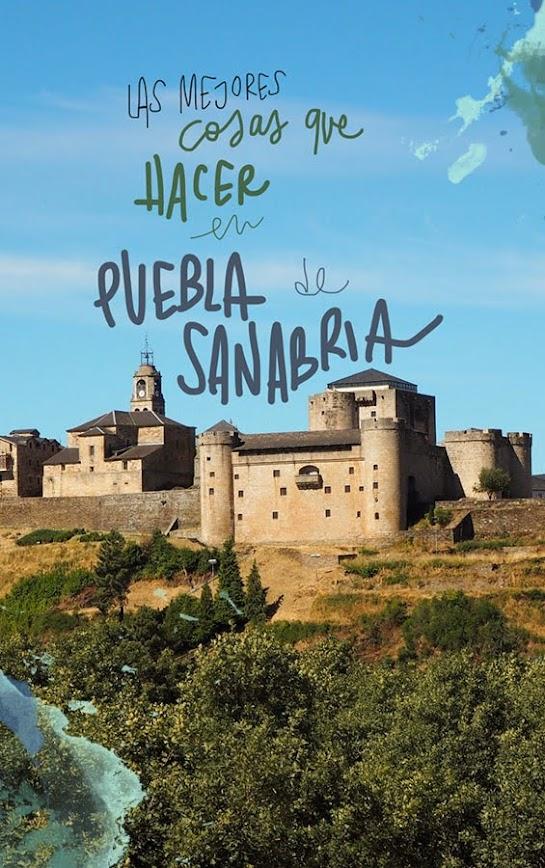 que ver y hacer en Puebla de Sanabria