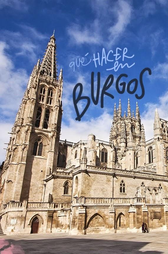 que ver y hacer en Burgos