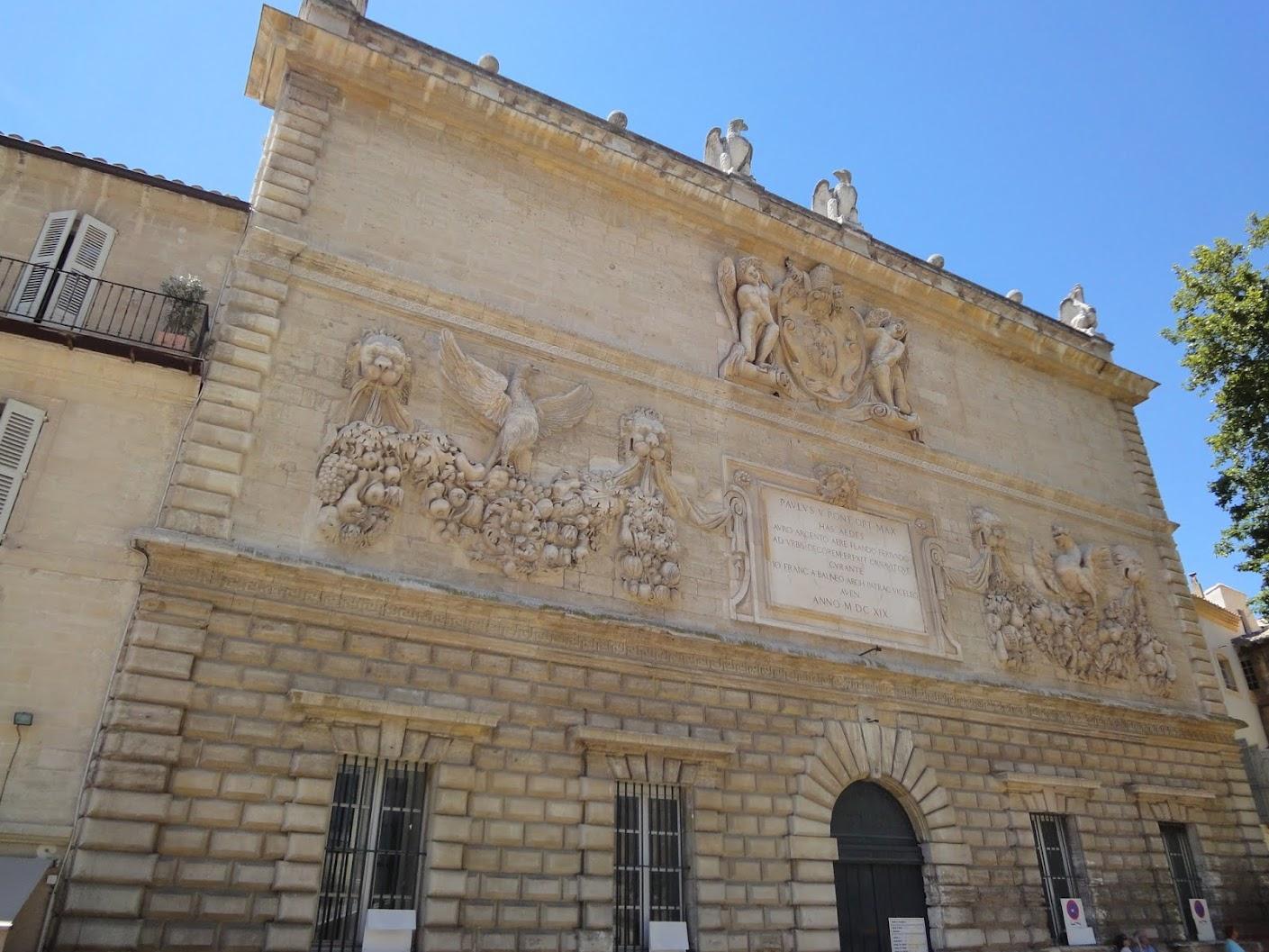 Hôtel des Monnaies à Avignon