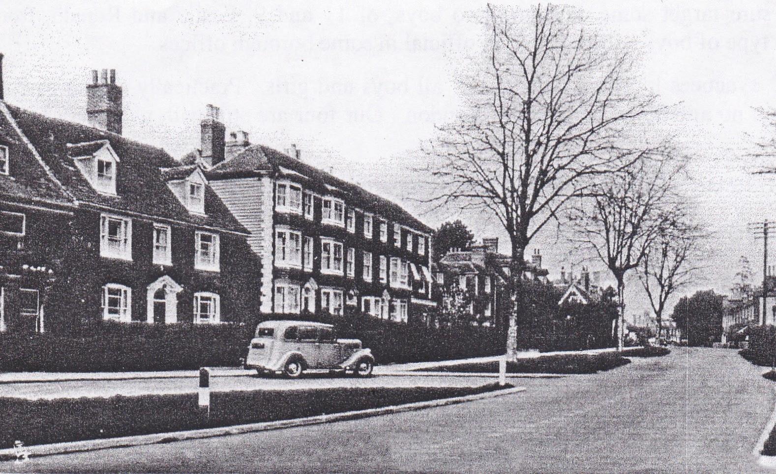East Cross Tenterden