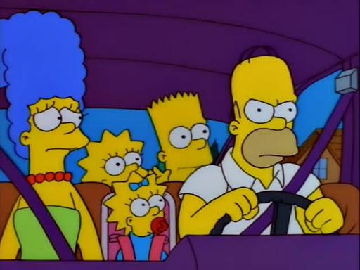 Los Simpsons 9x08 La escéptica Lisa