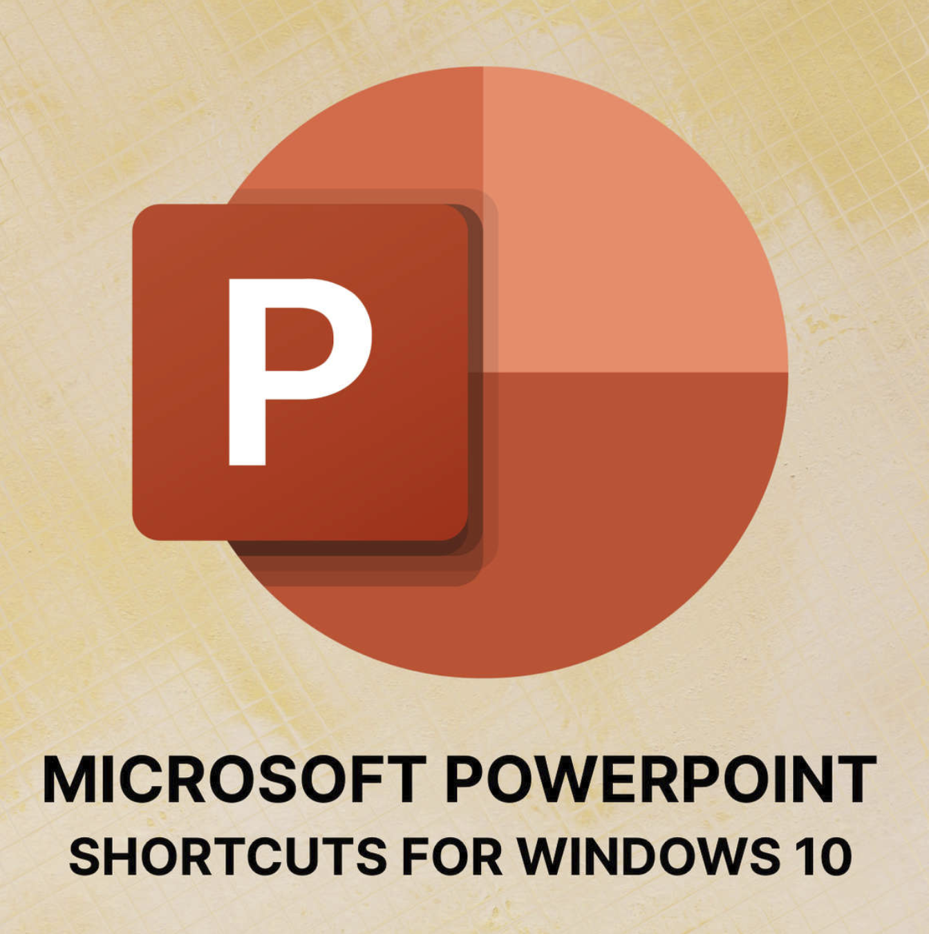 Cheat Sheet of Microsoft PowerPoint Keyboard Shortcuts for Windows