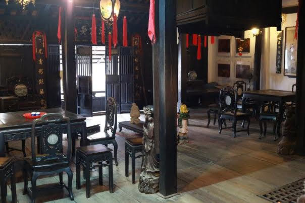 Phung Hung Old House