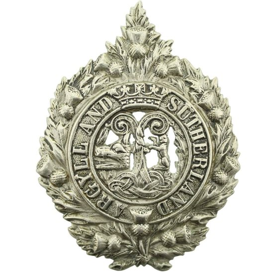 cap badge