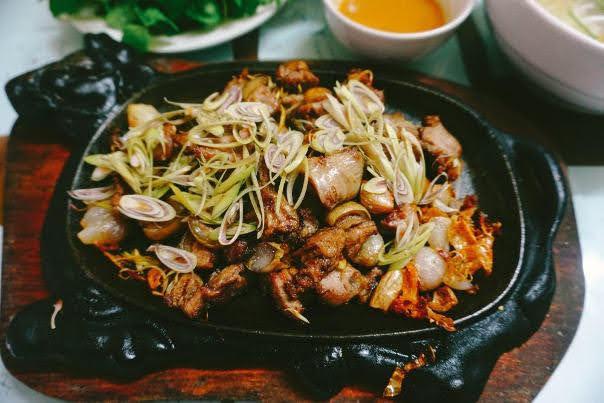 Ninh Binh Goat Dish